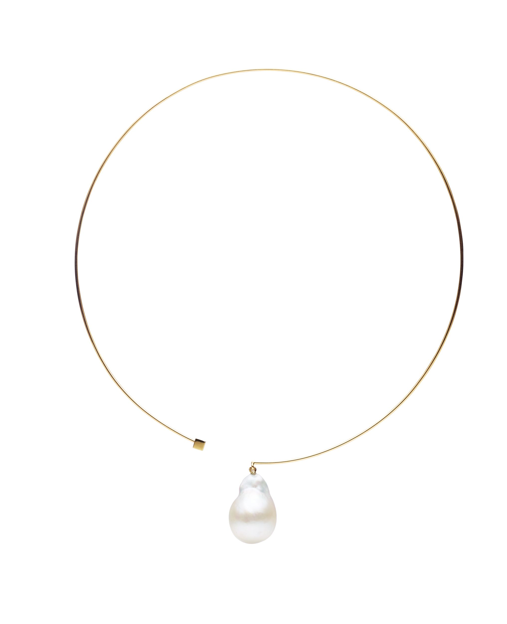18YG South Sea Pearl Mia necklace