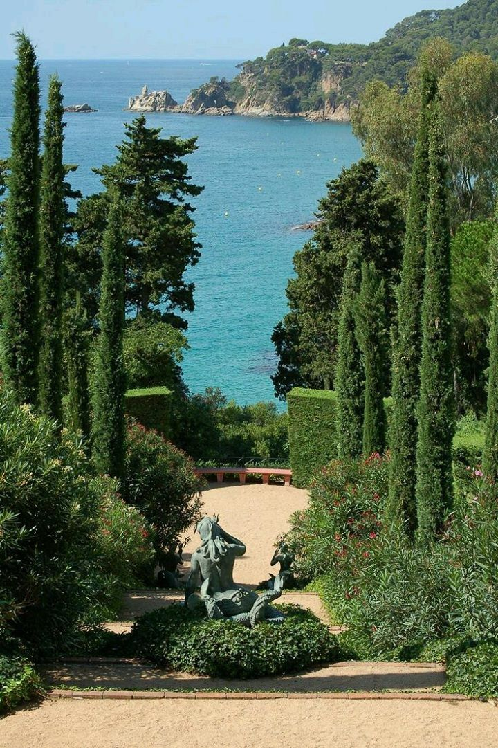 Italia Europa Beautiful Gardens Beautiful Landscapes Scenery
