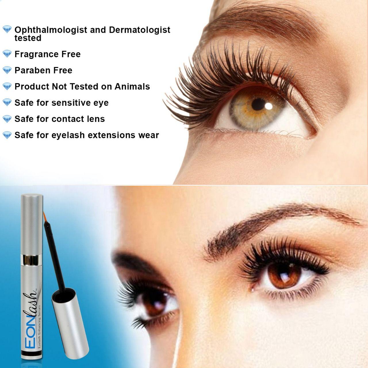 Eonlash Eyeslash Serum Eyelash growth serum, Eyelash