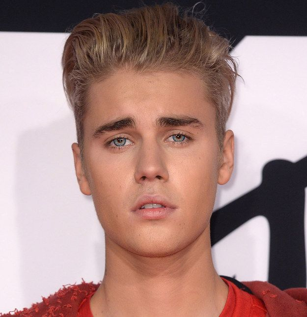 Justin Bieber   Non–Blue-Eyed Celebrities With Blue Eyes Is Pretty Freaky