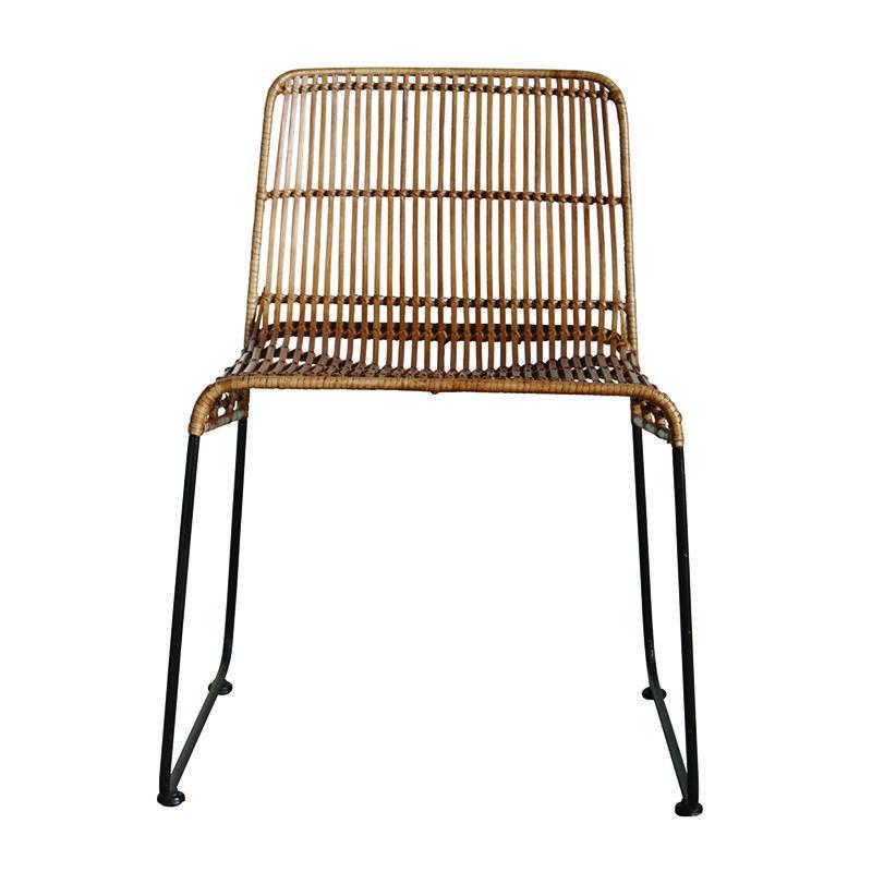 Wonderful Rattan Dining Chairs Photo   7