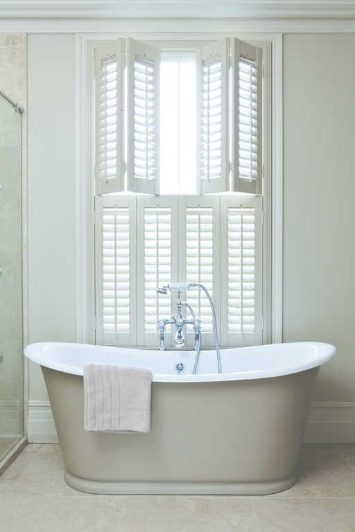 Photos Of Traditional Wood Shutters Bathroom Window Coverings Sunroom Window Treatments Interior Windows