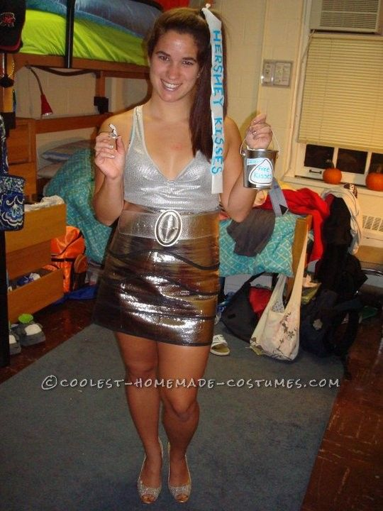 Women Sexy Halloween Costumes superman sexy halloween costumes for women suits Sexy Hersheys Kiss Costume For Women Coolest Halloween Costume Contest