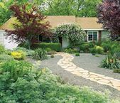 Photo of Alternatives to Grass : Front Yard Landscaping Ideas,  #Alternatives #Front #gar…