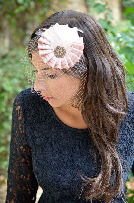 Bibi Colette rose ballerine mariage wedding accessoire