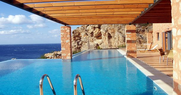 Villa Neptune in Crete. (With images) Luxury vacation