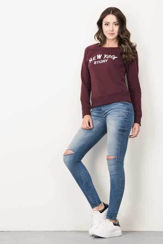 2083fa1637e suéter básico texto by koaj