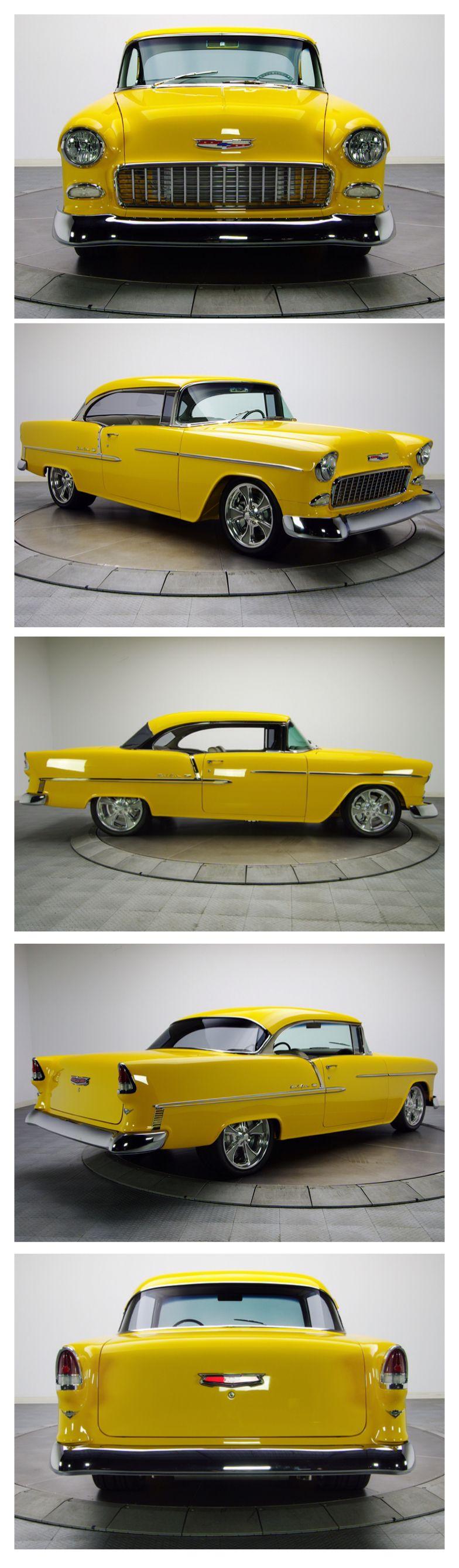 1955 Chevrolet Bel-Air. http://classic-auto-trader.blogspot.com ...