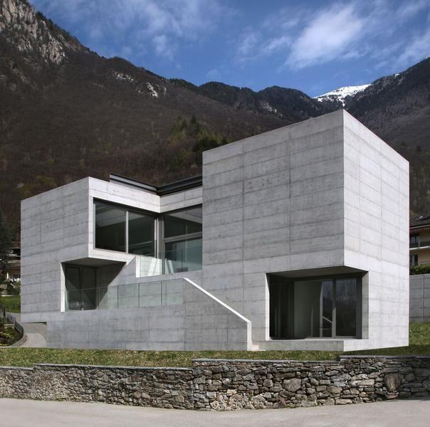 Modern House Designs - High-tech Modern Homes | Architecture ...