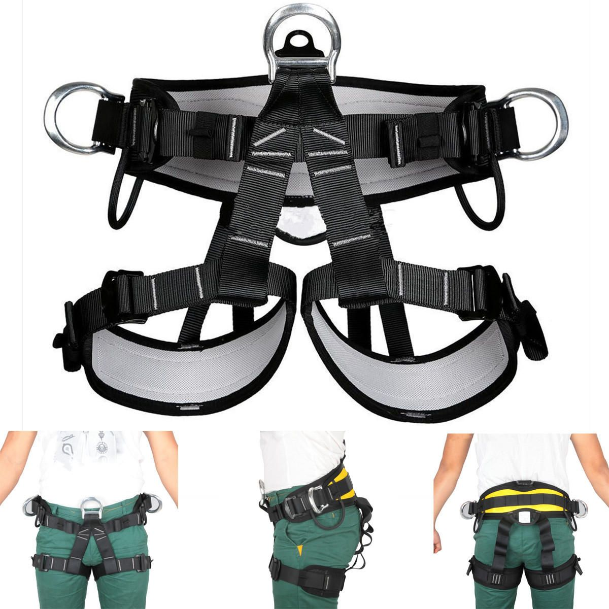 Pro Tree Carving Fall Protection Rock Climbing Equip Gear
