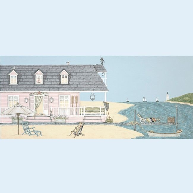 Sally Swannell - Beach House