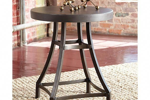 Starmore End Table Bluelivingroom Table Living Room Decor Table Furniture