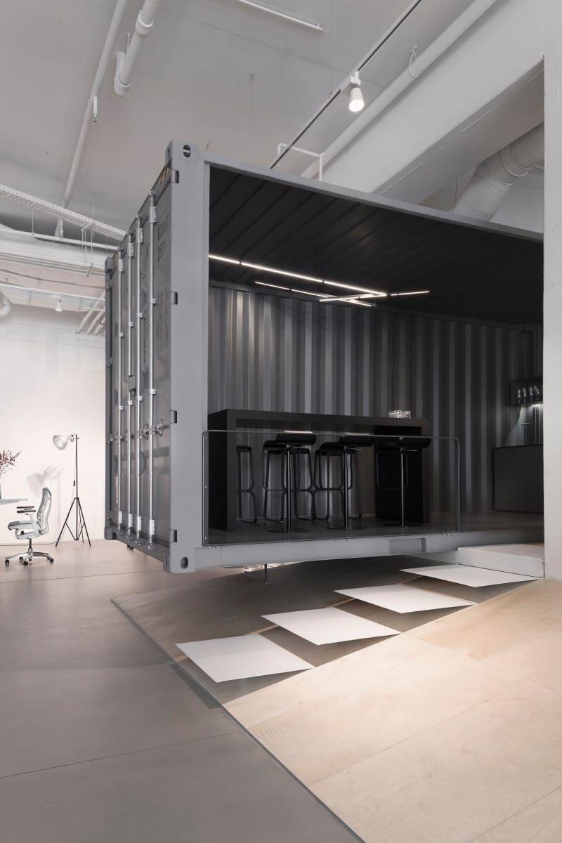 office da architects. Office Da Architects. Architects · Workspace Showroom B