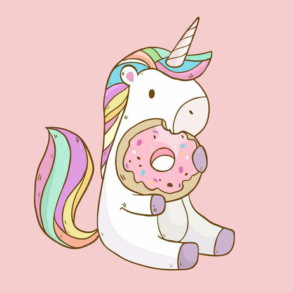 Unico Unicorno Arcobaleno Gia Colorato Disegno Migliori Pagine Da