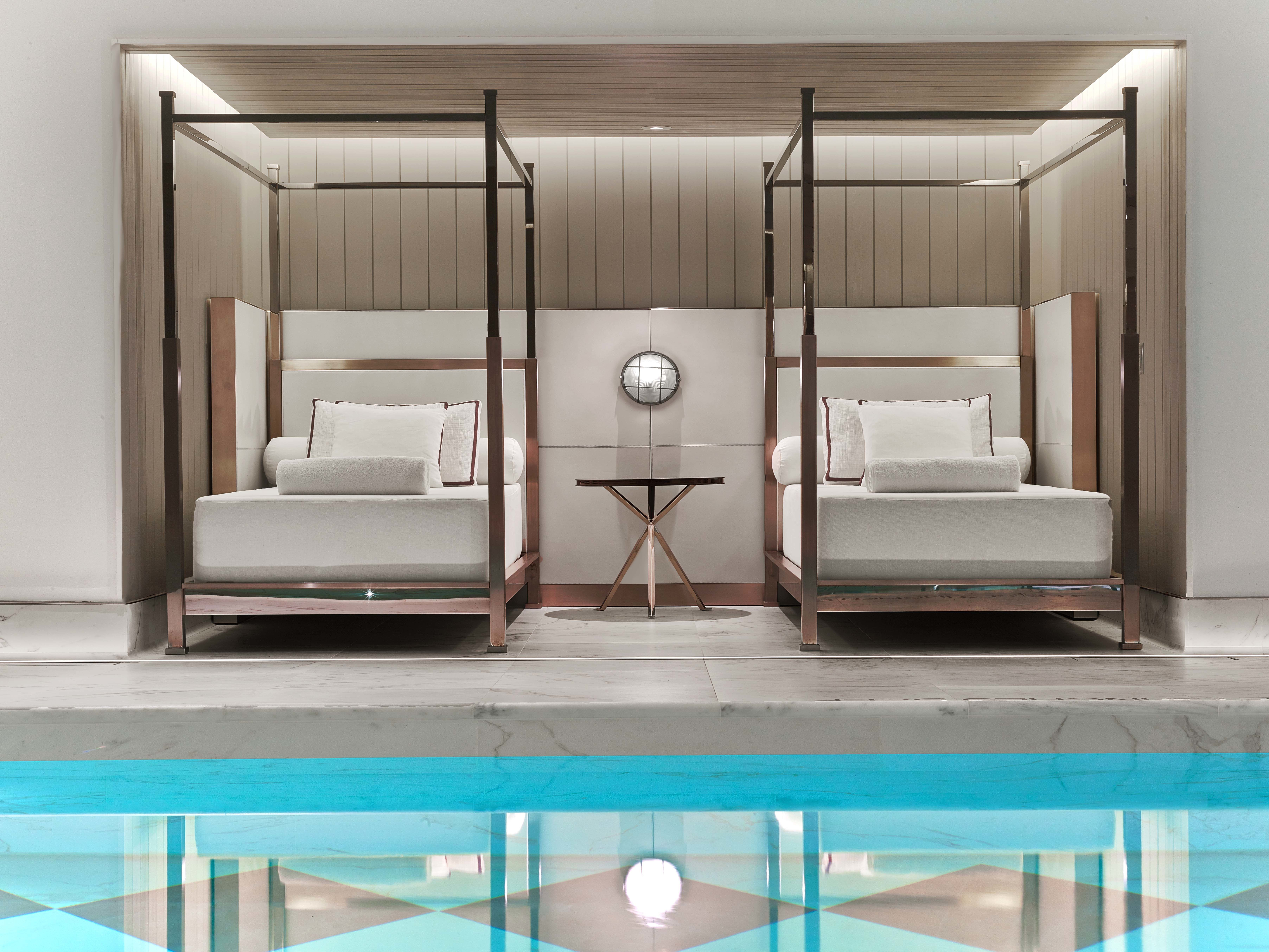 10 New High-Design Spas for the Ultimate Indulgence | Spas ...
