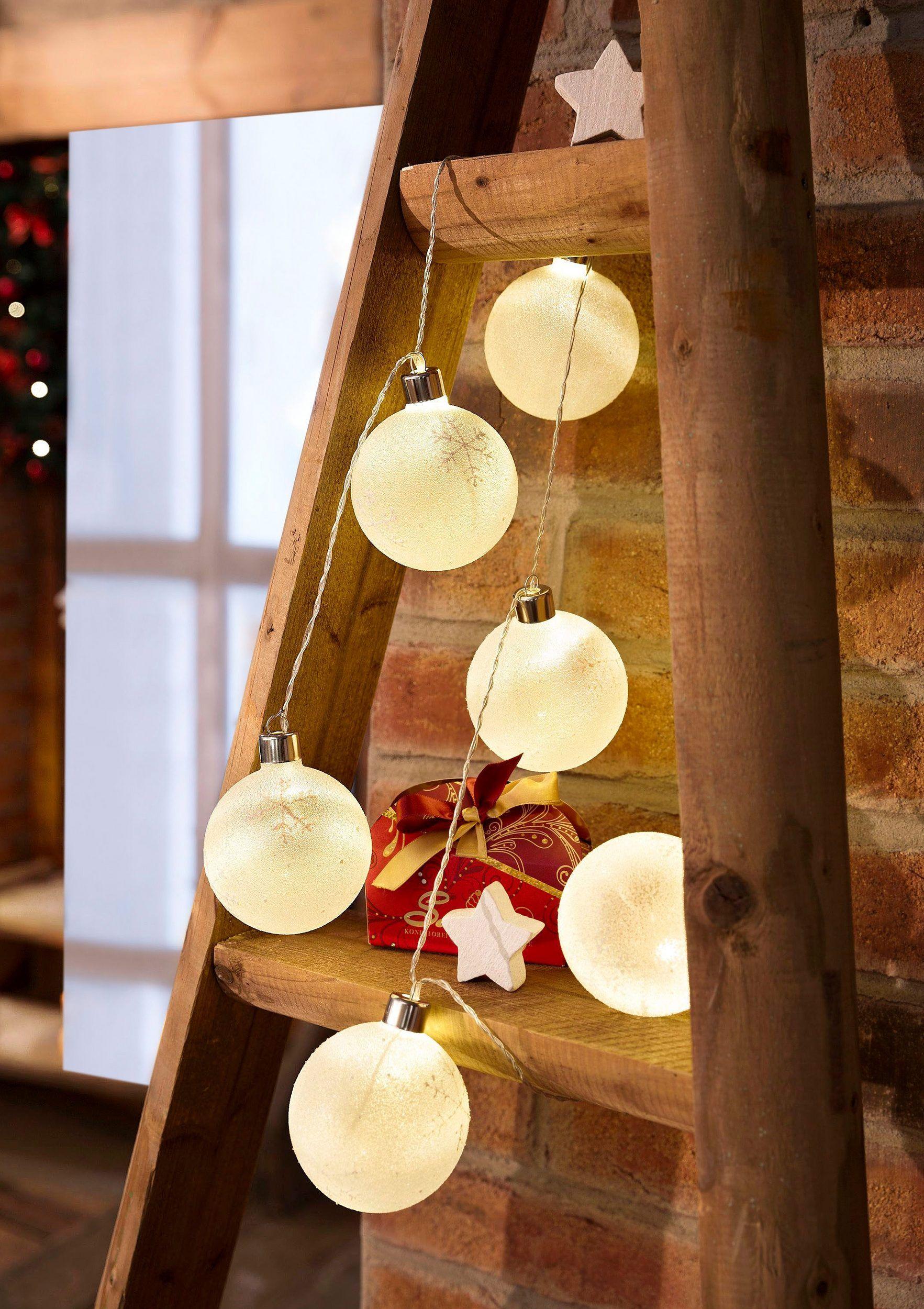 Otto Weihnachtsbeleuchtung.Deko Lichterkette Für 19 99 Dekorative Led Lichterkette Für Innen