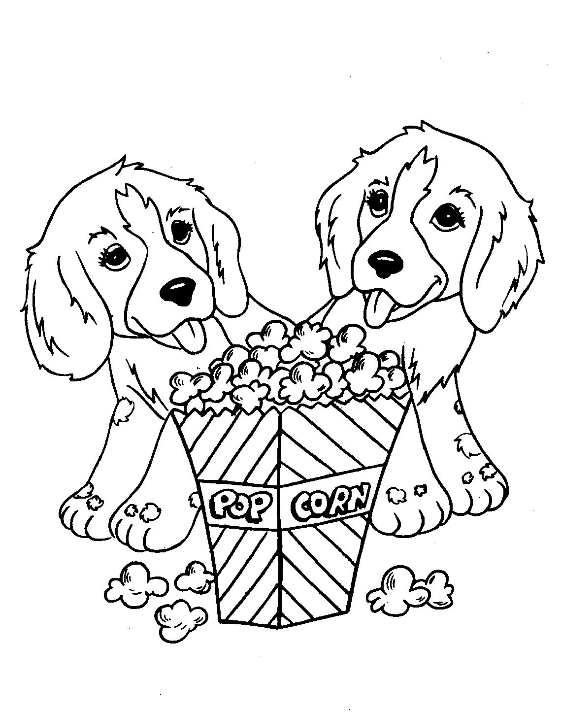 Coloring Pages Of Dogs And Puppies Free Coloring Pages Of Puppies One Please Coloring Pages Colori Puppy Coloring Pages Dog Coloring Page Animal Coloring Books