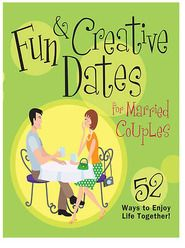 This is a great book, my sister gave it to us for a wedding shower gift:). And we have actually done several of the dates out of it:)Fun and Creative Dates for Married Couples