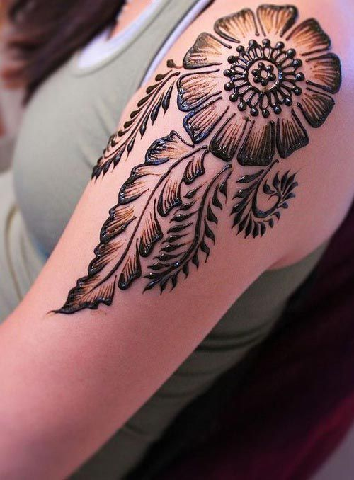 Beautiful shoulder mehndi also best designs for those who love to experiment rh au pinterest