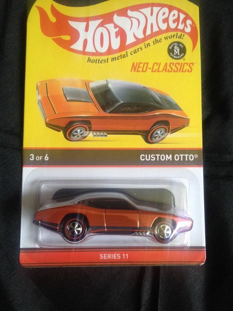Hot Wheels Neo-Classics Custom Otto | HOT WHEELS RLC NEO CLASSICS ...