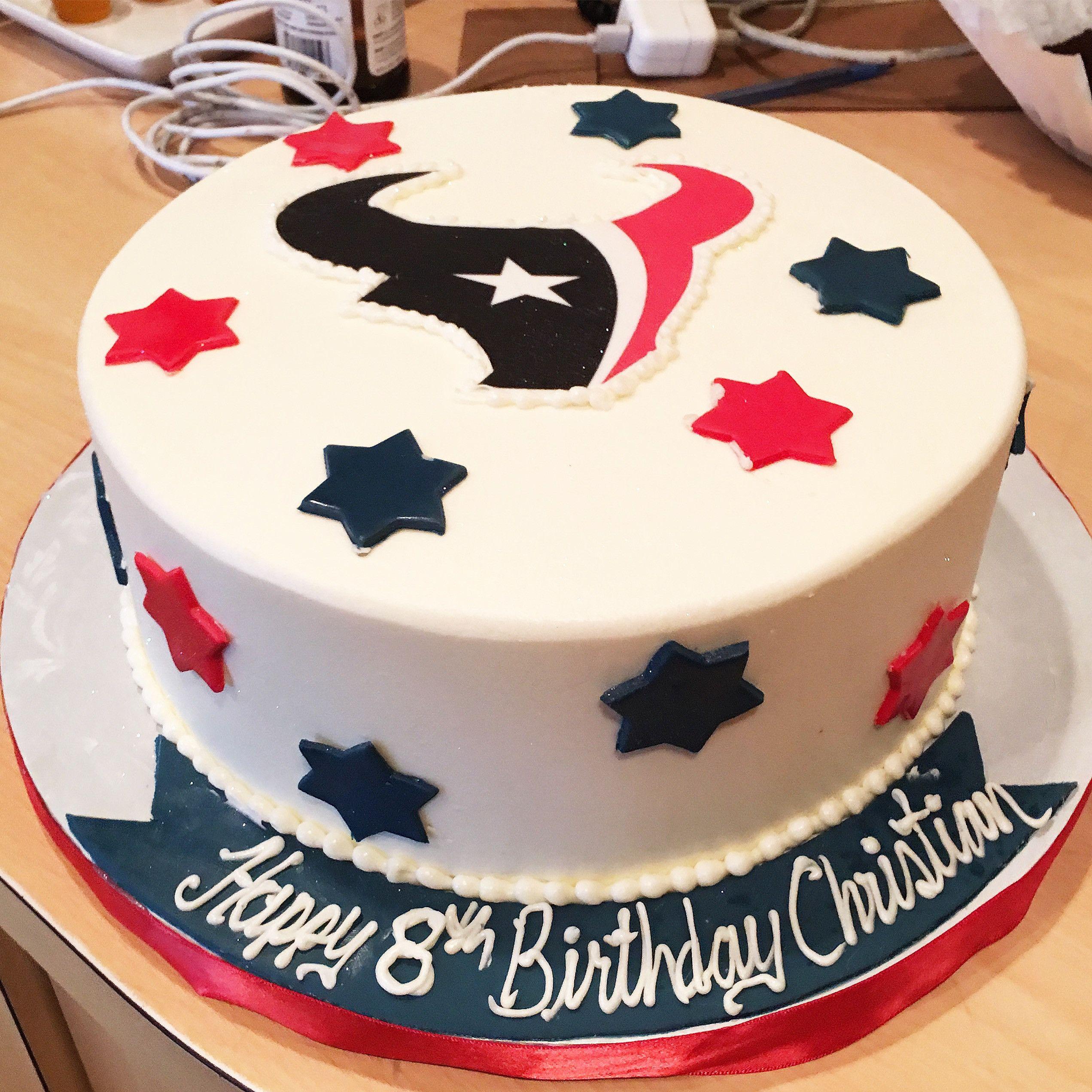 Birthday cakes houston cake birthday cake happy 8th