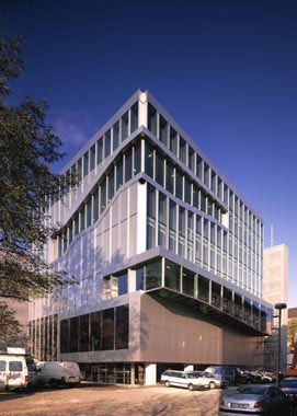 OMA Dutch Embassy Berlin Promenade Pinterest Rem koolhaas