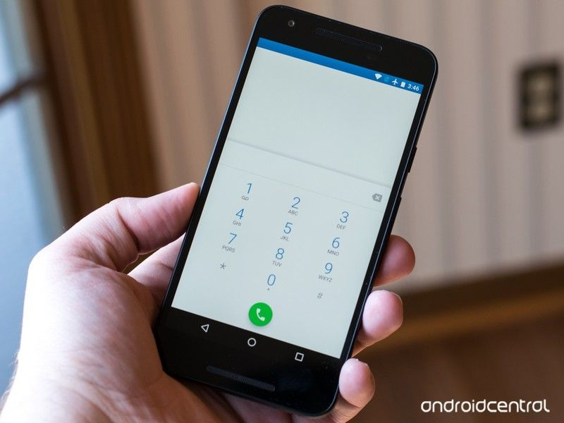 Pixel and nexus dialer will send spam calls directly to