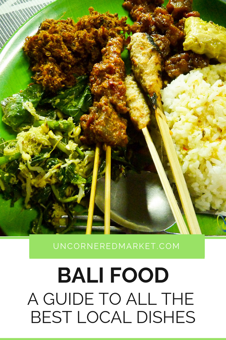Cuisine Bali Bali Food An Overview Of Cuisine In Bali Stories From Our