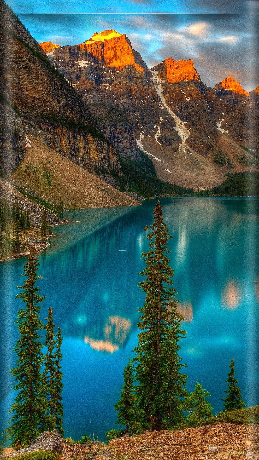 Reflection (с изображениями) | Живописные пейзажи, Пейзажи ...
