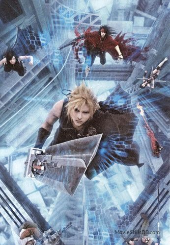 Final Fantasy Vii Advent Children Promo Shot Final Fantasy