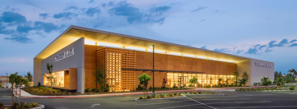Scandinavian Designs Rocklin Retail Architecture Roth Sheppard Architecture Retail Architecture Commercial Architecture