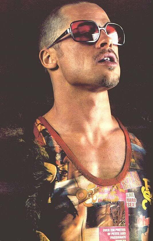 e7ea928df4942 Tyler Durden s Black Sugar Tank Top Shirt