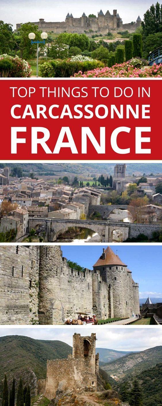 Things To Do In Carcassonne South West France Met Afbeeldingen Reizen Frankrijk Zuid Frankrijk Frankrijk