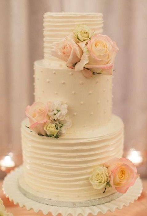 buttercream wedding cakes - Google Search | Wedding - Reception ...