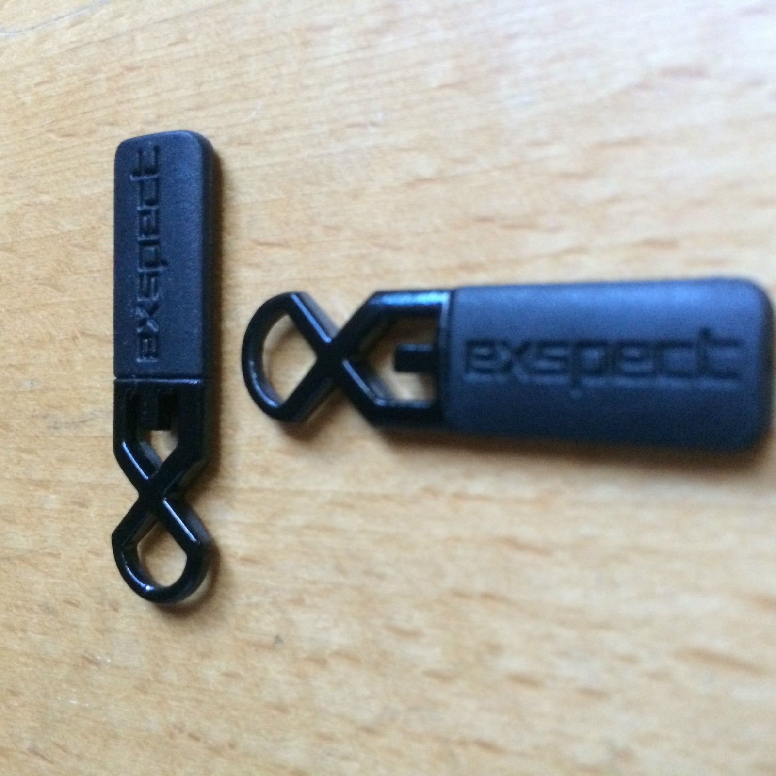 Zip Pull Zipper Puller Cord Slider Fastener Bag Backpack Replacement 10pcs//lot