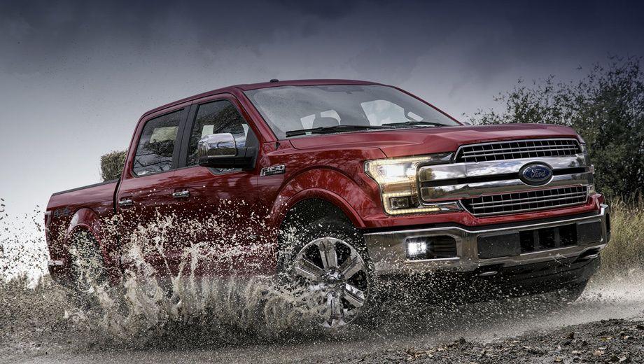 Phil Fitts Ford >> Ford f-150,Ford f150. Отзыв затрагивает автомобили 2015-2018 модельных годов, с кабинами Regular ...
