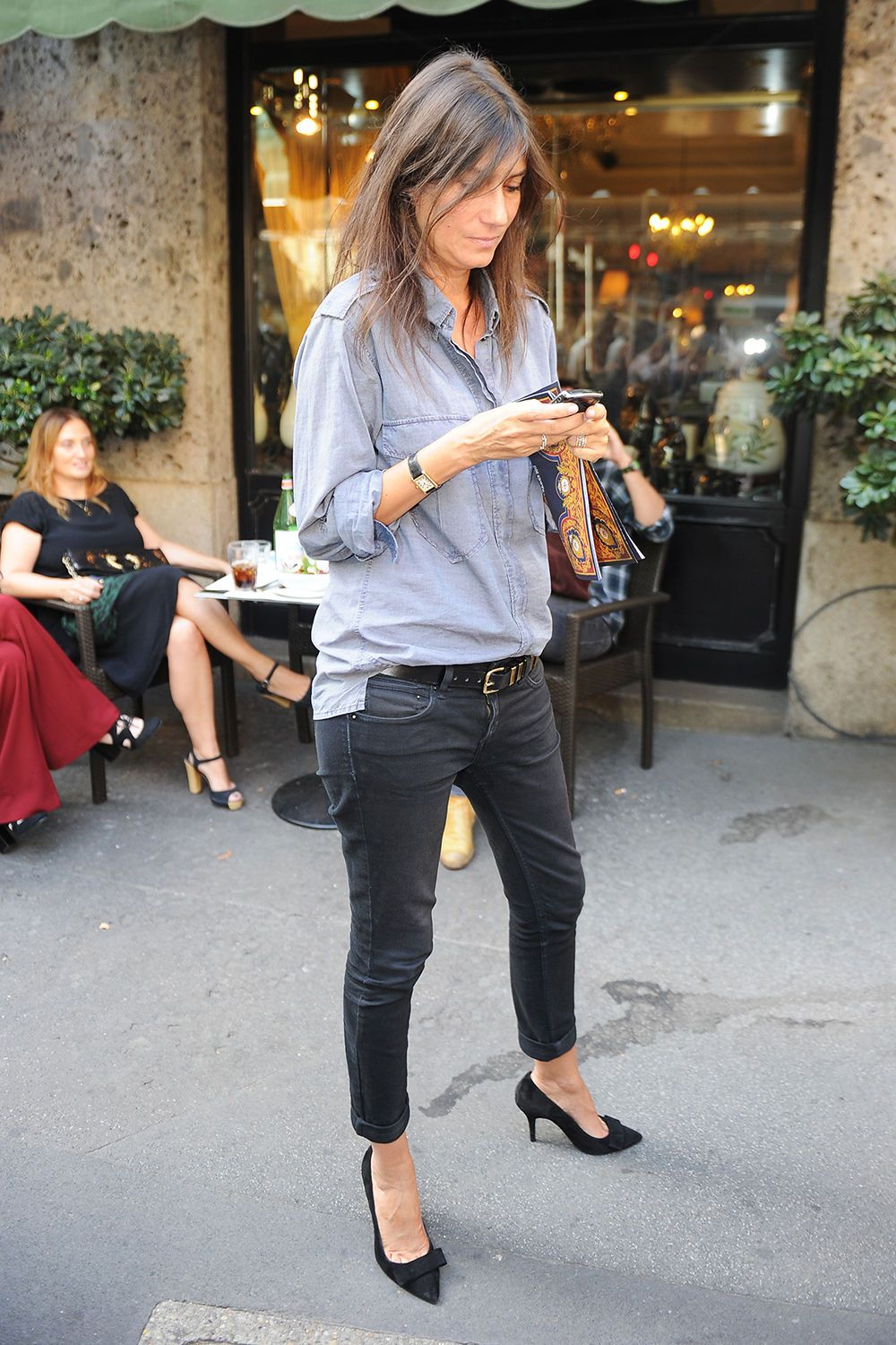 7/8 Jeans: The denim trend of the hour