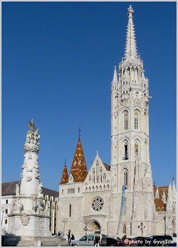 Budapest Matthias Church Heart Of Europe Budapest Amazing Buildings