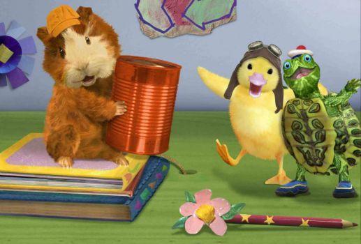 The Wonder Pets (12 pieces) Wonder pets, Class pet