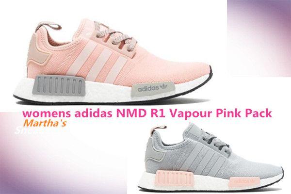 ecce68120e799 martha s womens adidas NMD R1 Vapour Pink Pack