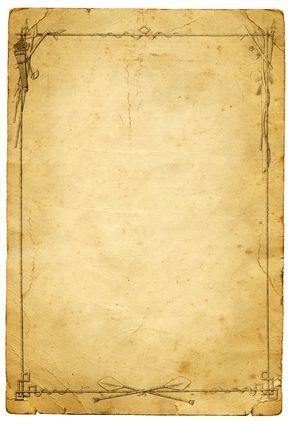 Background For Inside Cover Paper Background Witch Board And Junk