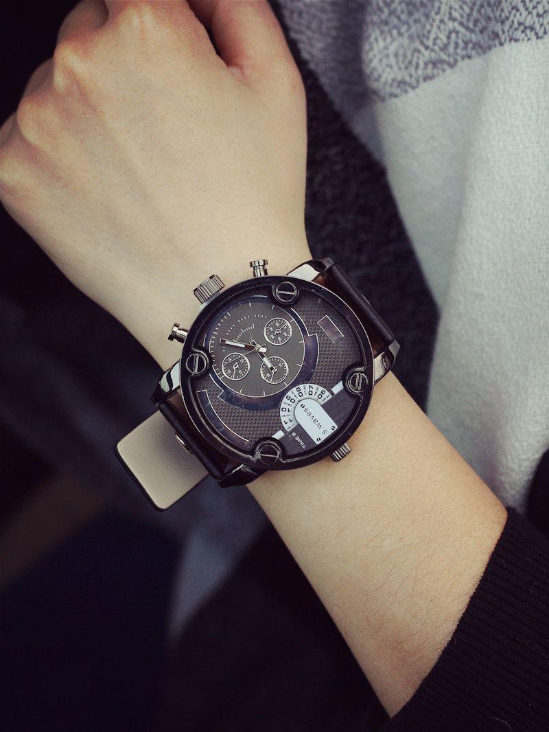 420c0ecacce0 Descubre grandes descuentos en relojes de las primeras marcas en nuestra  web.  reloj  hombre  estilo  descuentos