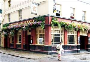 Friend At Hand Pub 2 To 4 Herbrand Street Bloomsbury London