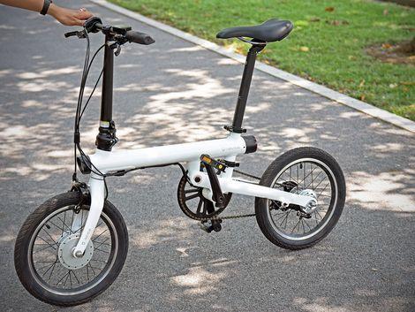 Xiaomi S Mi Qicycle Folding Electric Bike Is Small But Powerful