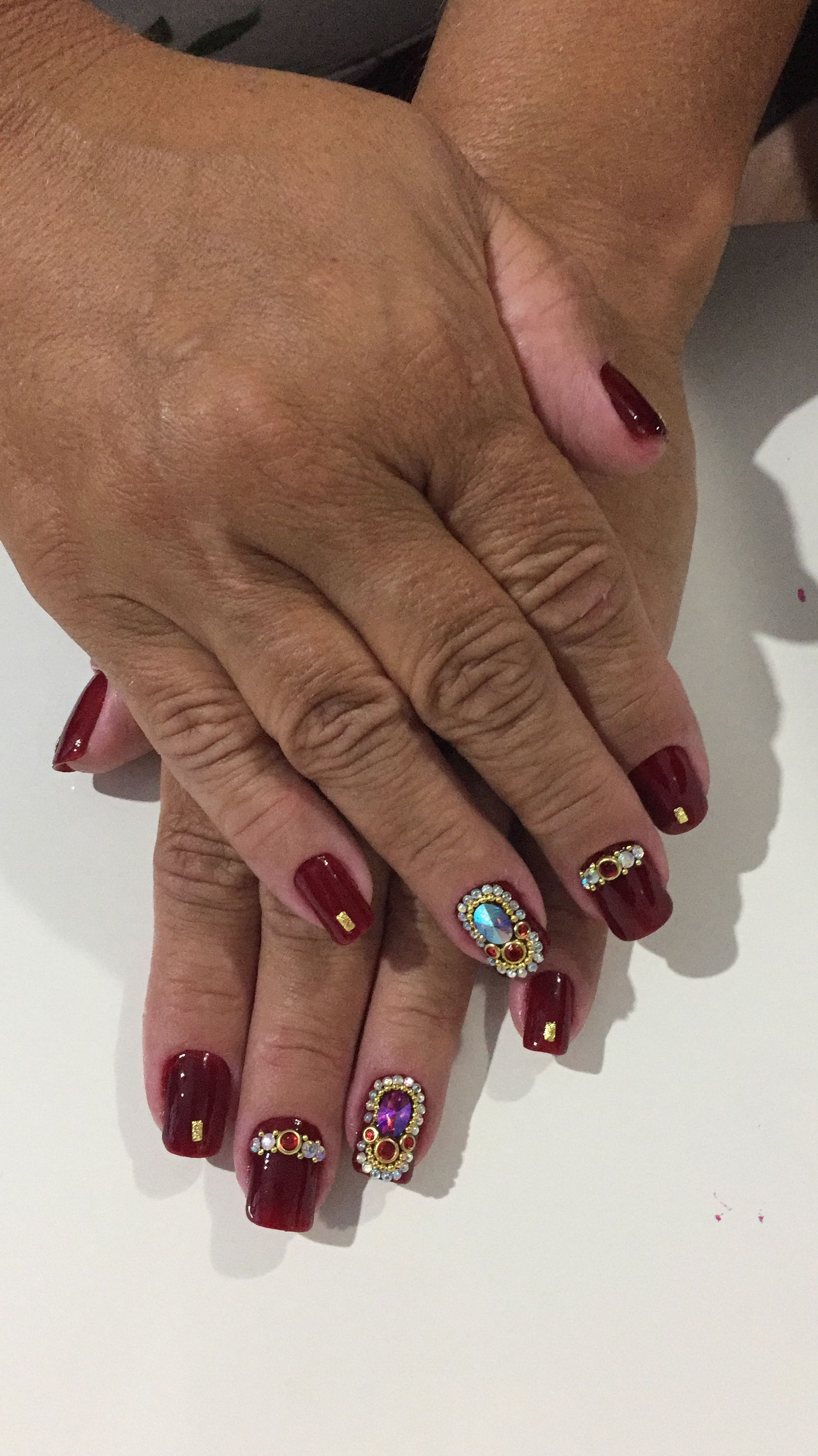 Pin de Vicky Dwerryhouse 💋 em Nails e joias diversas ...