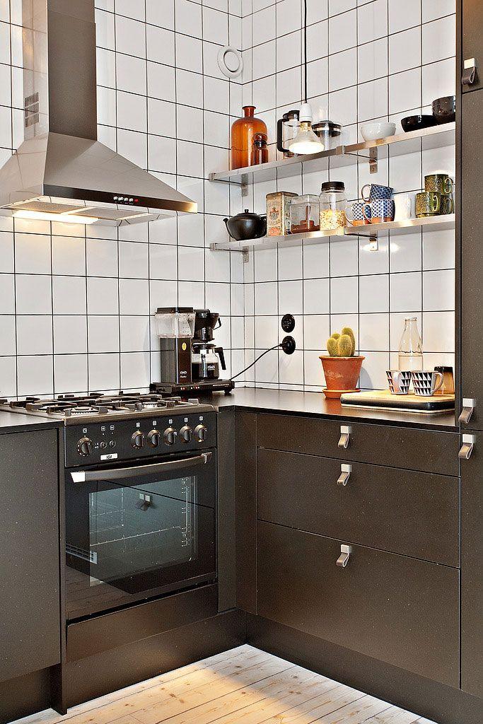 Kleine Quadratische Küchen Design Überprüfen Sie mehr unter http ...