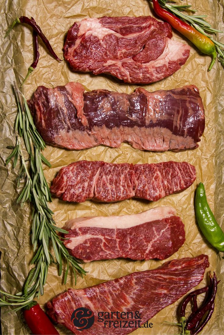 Steak-Arten vom Rind #beefsteakrecipe
