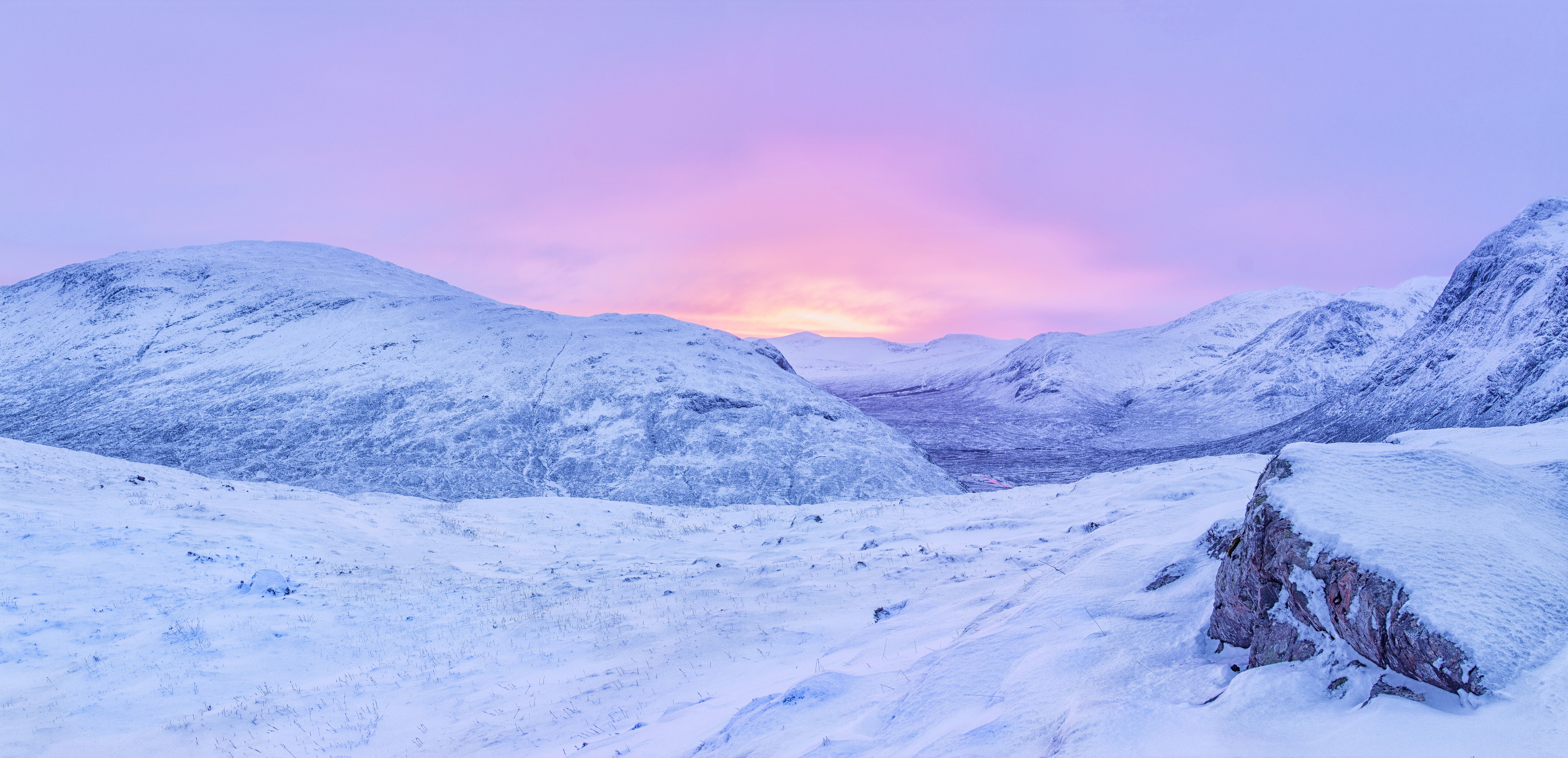 White Glacier Mountain With Sunrise Background A Gaelic Blessing White Glacier Background Scotland Glencoe Lands Sunrise Background Sunrise Gaelic Blessing