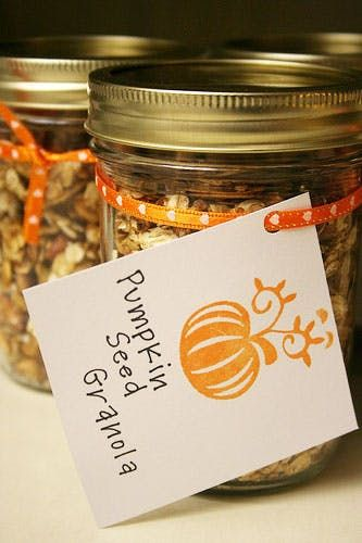 good question cheap pretty and airtight gift packaging for granola