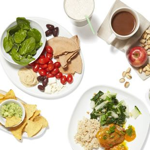 5-Day 1500-Calorie Diet Meal Plan | Eating Well Diet Recipes, Healthy